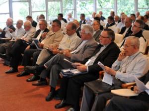 Bispos se reúnem no Rio de Janeiro para curso