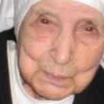 Religiosa mais velha do mundo será recebida pelo Papa