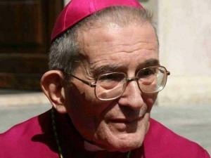 Dom Capovilla não irá ao Vaticano para o Consitório