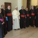 Cardeais apresentam propostas de mudanças ao Papa