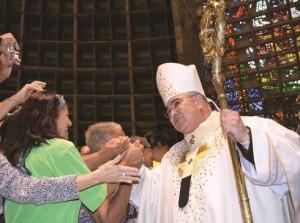 Arquidiocese do Rio se prepara para acolher o novo cardeal, Dom Orani