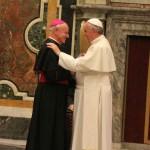 Papa quer envolver a todos na preparação do Sínodo, diz Bispo