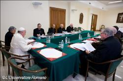 Conselho de cardeais realiza a revisão do Documento Pastor Bonus / Foto: L´osservatore Romano