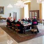 Conselho de Cardeais volta a reunir-se no Vaticano
