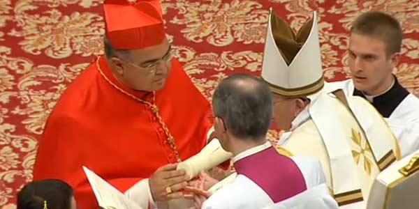 Dom Orani Tempesta foi criado cardeal no último sábado, 22, no Consistório com o Papa Francisco