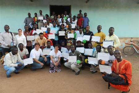 CNBB envia equipe para formar professores na Guiné-Bissau