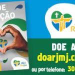 Coleta em Missas no RJ ajudará a saldar custos da JMJ Rio2013