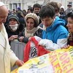 Mais de 20 mil noivos participarão do encontro com o Papa