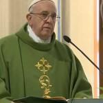 Papa alerta sobre o risco de perder a fé