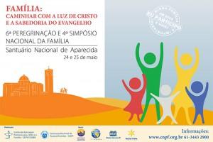Famílias são convidadas para Peregrinação Nacional