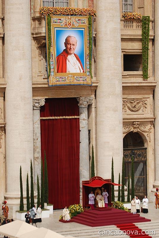 Recorde como foi a beatificação de João Paulo II