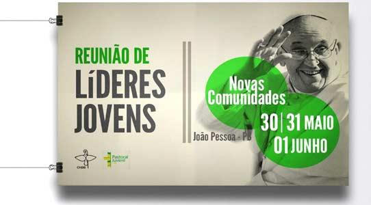 Reunião de jovens líderes das Novas Comunidades será em maio