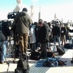 Vaticano se prepara para receber imprensa durante canonizações