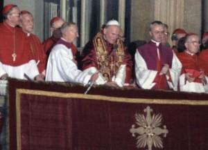Eleição ao Papado – um polonês na Cátedra de Pedro