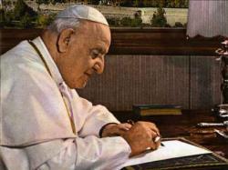 Fundação doa coletânea com diários e agendas do Papa João XXIII