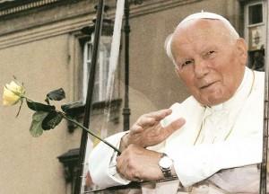 papa joão paulo II - artes