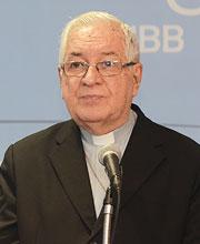 Dom Geraldo Lyrio Rocha, arcebispo de Mariana (MG) / Foto: Wesley Almeida