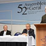 Na coletiva deste primeiro dia da 52ª Assembleia Geral da CNBB, os bispos divulgaram uma mensagem de esperança aos trabalhadores do Brasil na comemoração do seu dia, nesta quinta-feira, 1º de maio.