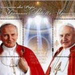 Canonização foi acompanhada em diversas partes do mundo