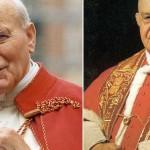 canonização jpii e joão xxiii