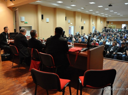 Em Roma, comissão apresenta balanço da JMJ no Rio de Janeiro