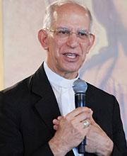 Dom Antônio é bispo auxiliar do Rio de Janeiro / Foto: Arquivo