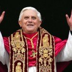 Igreja recorda nove anos da eleição de Bento XVI