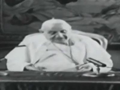 joão XXIII concílio