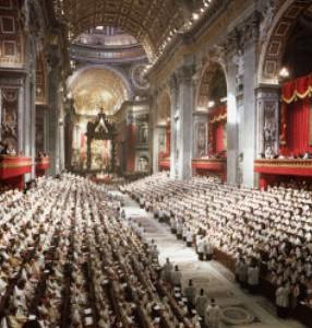 padres conciliares concílio vaticano ii
