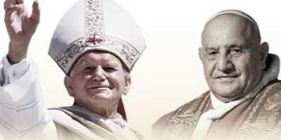 Relíquias de JPII e João XXIII serão expostas em Maringá