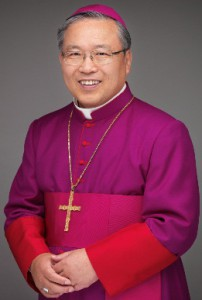 Pela primeira vez um cardeal visita a Coreia do Norte