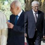 Confirmada data do encontro de oração entre Abbas e Peres