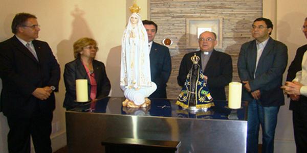 Imagem de Fátima visita Santuário de Aparecida neste sábado