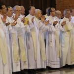 Em Missa, bispos celebram êxito da 52ª Assembleia