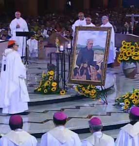 Em Missa, bispos agradecem canonização de José de Anchieta