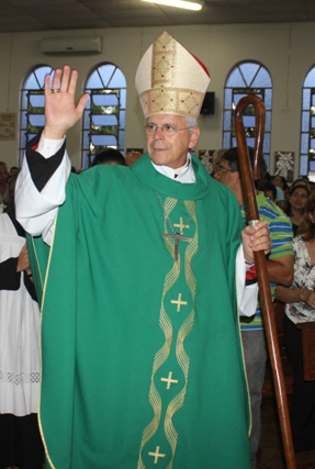 novo arcebispo pouso alegre