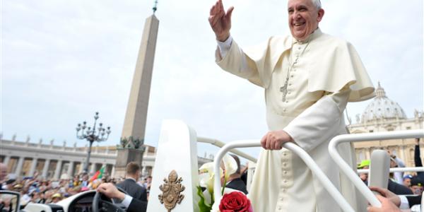 Na catequese, Papa reflete sobre o dom da ciência