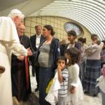 Encontro Vaticano ciganos