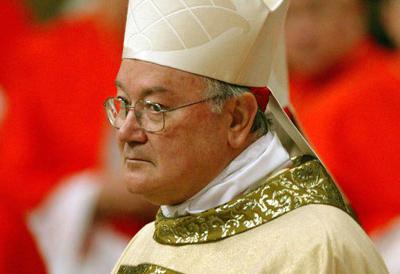 Cardeal Martino é o novo protodiácono da Igreja