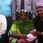 Cristã sudanesa é detida no aeroporto após libertação