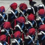 Papa encontra Polícia italiana e celebra 200 anos da corporação