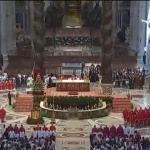 Saiba como foi a celebração de Pentecostes no Vaticano