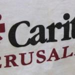 Caritas Jerusalem banho de sangue