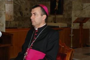 bispo Mosul fuga