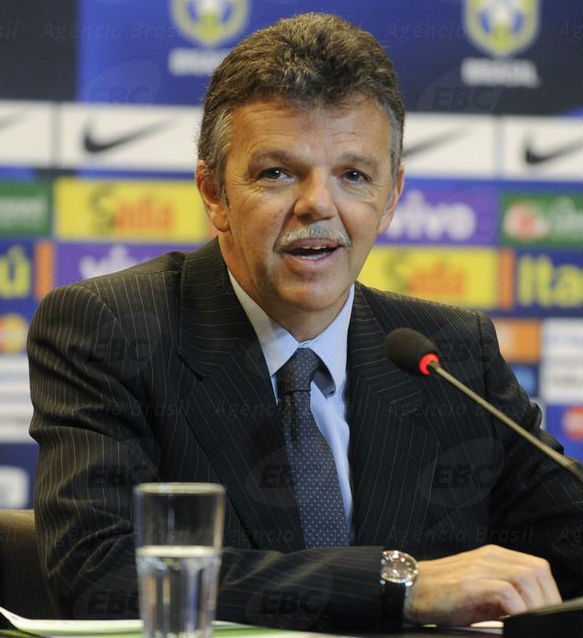 Gilmar Rinaldi é novo coordenador-geral das seleções brasileiras da CBF