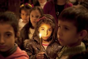 Vigília Iraque Síria