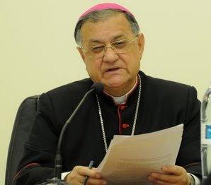 Patriarca apelo paz