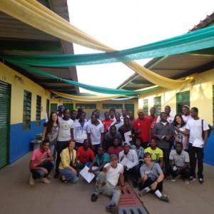 IMDH atende ganeses que buscam refúgio no Brasil