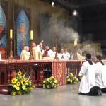 Beleza na liturgia facilita comunhão com Deus, diz especialista