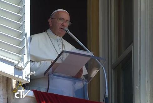 """""""Vinde a mim""""! Convite de Jesus é atual, explica o Papa"""